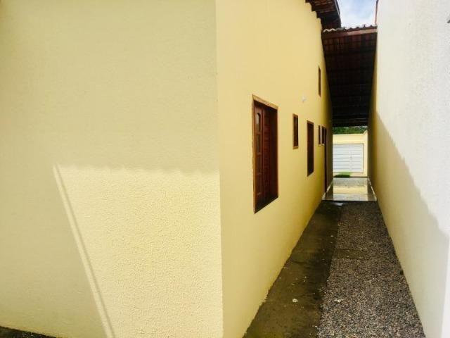 WS.Casa para Venda, Fortaleza / CE, bairro Pedras, messejana, terreno 6 po 32 de fundo - Foto 4