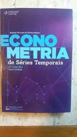 Livros de Econometria - Foto 3