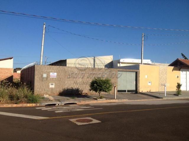Casa à venda com 2 dormitórios em Planalto verde ii, Jaboticabal cod:V4275