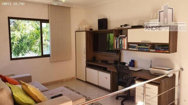 Casa em condomínio para venda em salvador, patamares, 3 dormitórios, 3 suítes, 2 banheiros - Foto 12