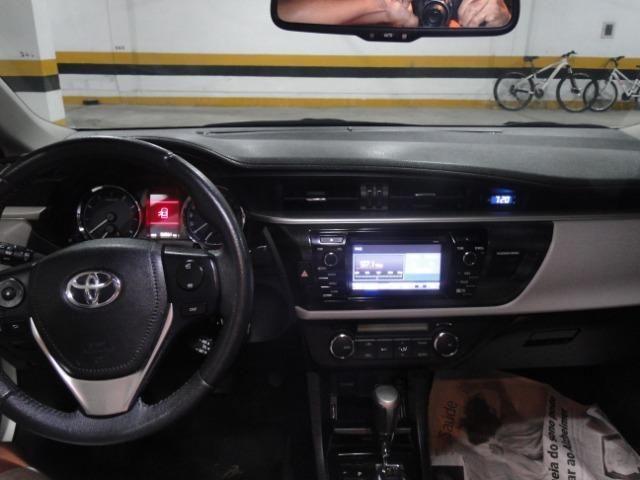 Toyota Corolla 2017 flex - Foto 8