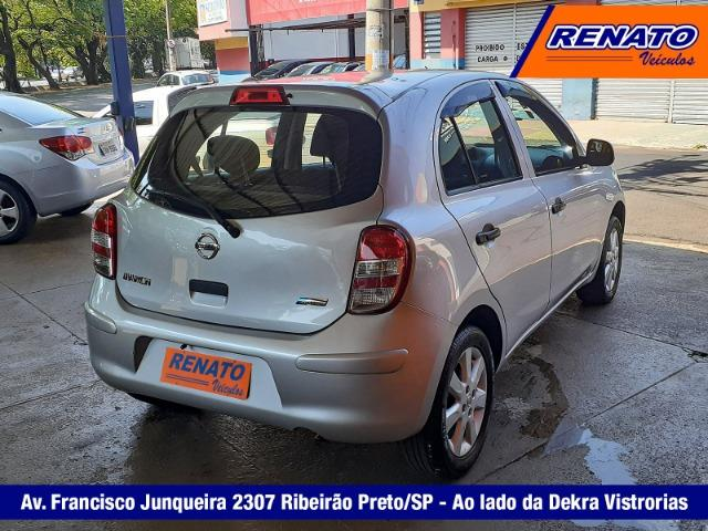 Nissan March 1.0 S -2013 - Foto 6