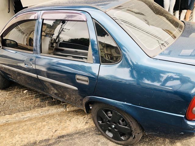 Vendo corsa sedan 99 - Foto 2