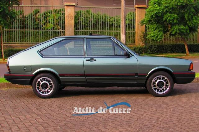 Passat Pointer GTS 1987 - Teto Solar de Fábrica - Original - Ateliê do Carro - Foto 6