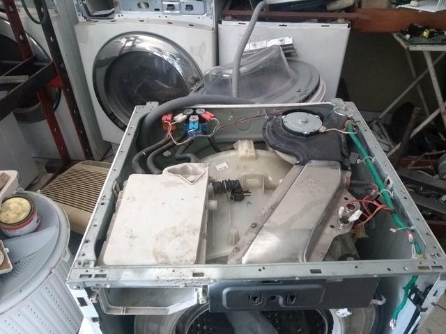 Manutenção corretiva em lavadoras roupa e lava e Seca - Foto 5