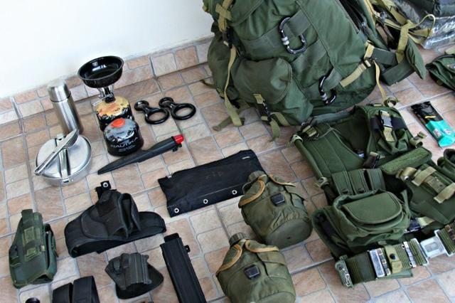 Material camping - Foto 2