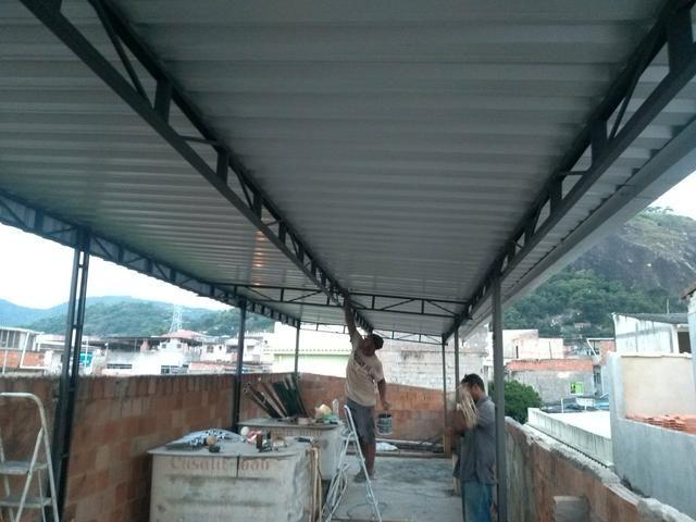 Fabricamos telhados em geral - Foto 4