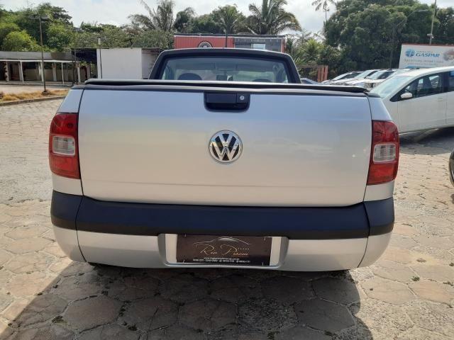 VW Saveiro Trendline 1.6 14/15 - Troco e Financio! - Foto 5