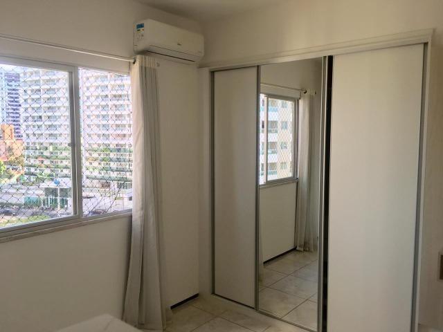 Apart. 100% projetado no Cocó, 101m², 3 quartos, 3 banheiros, DCE, Área de Serviço - Foto 13