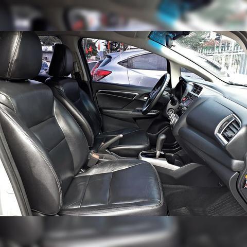 Honda Fit EX 1.5 - Completo com GNV 5ª Geração - Foto 9
