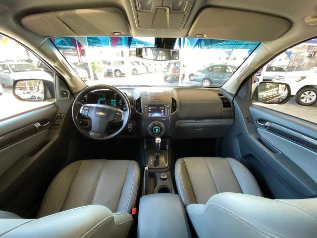 Chevrolet S 10 LTZ 2.8 4x4 Top Impecável 04 Pneus Novos - Foto 7
