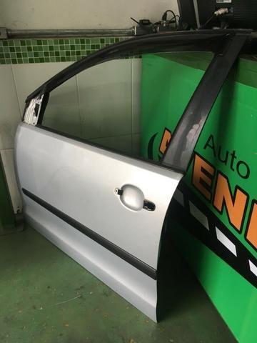 Porta Dianteira Esquerda Polo Prata Original Volkswagen Peças Lado Motorista - Foto 6