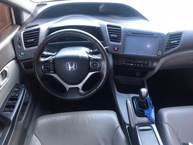 Honda Civic LXS 1.8 Manual 2014 - Foto 5