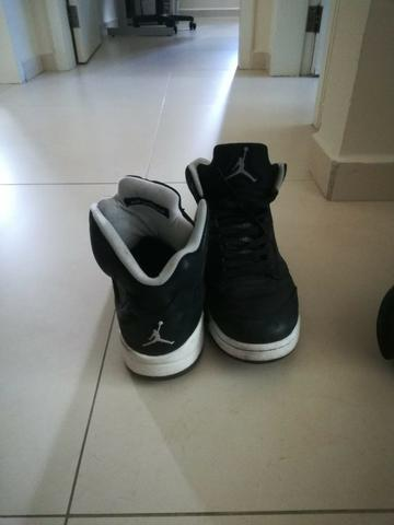 Air Jordan 5 Oreo tamanho 43 - Foto 4