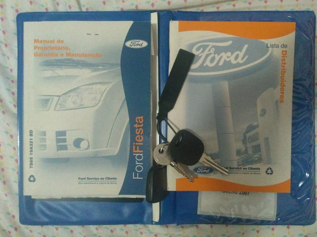 Fiesta Sedan 1.6 Completo 2008 - Foto 5