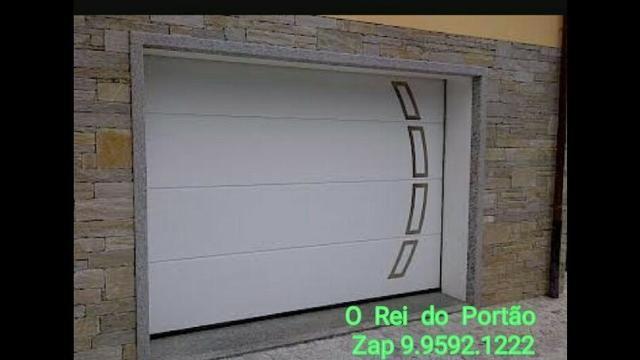 Portão Garagem Pronta Entrega - Direto fabrica toda bh e região - Foto 3