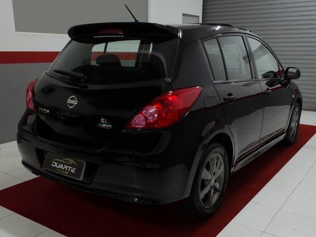 Nissan Tiida 2012 Sl 1.8 Automática - Excelente Estado - Foto 10