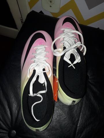 Vendo chuteira Nike Mercurial. - Foto 5