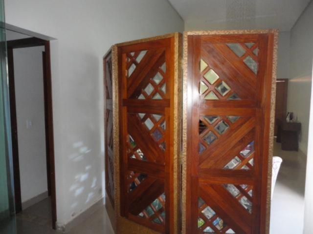 Vicente pires, linda e moderna casa, sala com pé direito duplo - Foto 10