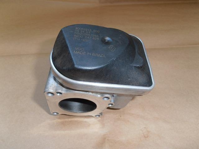 Corpo da Borboleta TBI Original Renault Sandero ou Logan 1.6 8v Flex - Foto 2