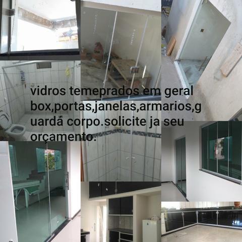 Vidros temperados em geral - Foto 5