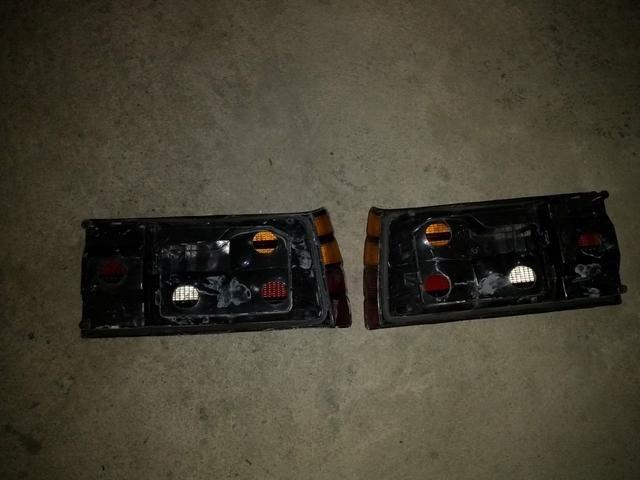 Lanternas traseiras Monza - Foto 2