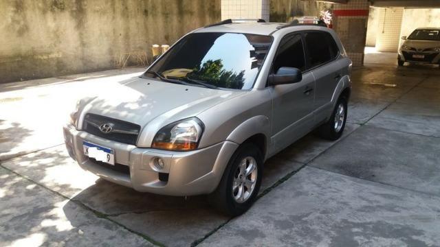 Hyundai Tucson GLB 2.0 Vistoriada