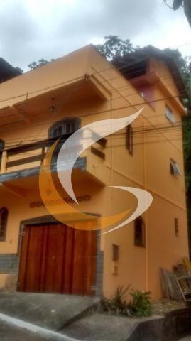 Casa com 4 dormitórios à venda por R$ 320.000 - Morin - Petrópolis/RJ