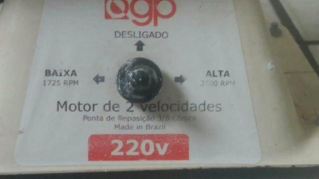 Motor de polimento - Foto 2