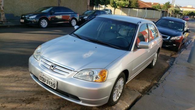 Honda Civic ex 2002
