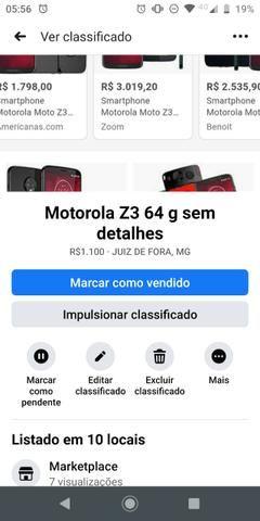 Motorola Z3 64 g