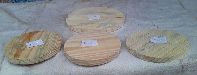 Tábua de queijos e frios kit c/ 4 - Foto 2
