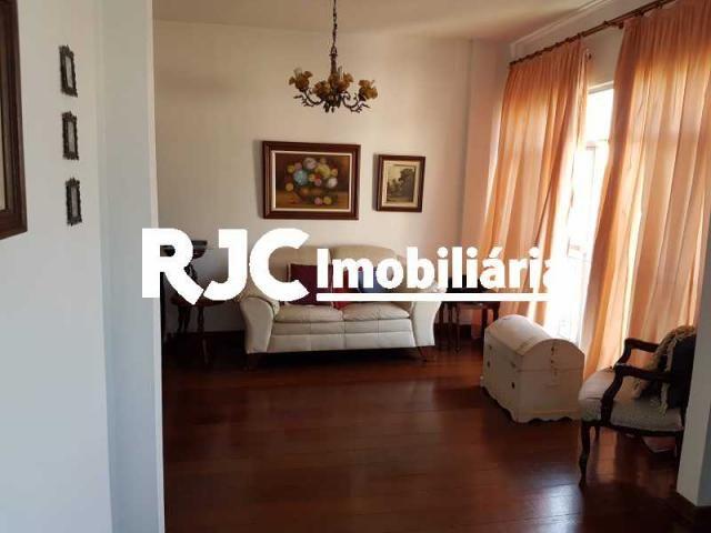 Apartamento à venda com 3 dormitórios em Tijuca, Rio de janeiro cod:MBAP32511 - Foto 3
