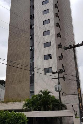 Studio 100% Mobiliado com 1 dormitório para alugar, 38 m² por R$ 1.900/mês - Graças - Reci - Foto 14