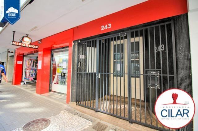 Escritório para alugar com 3 dormitórios em Centro, Curitiba cod:07363.001 - Foto 2