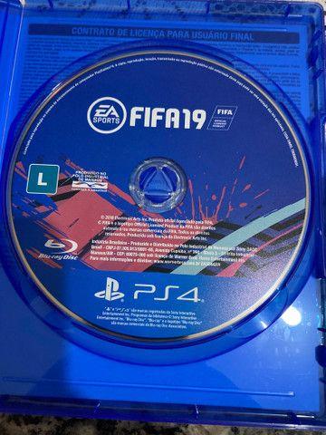 Vendo Fifa 20 e Fifa 19 PS4 - Foto 4