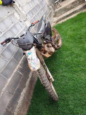 Vendo ou troco preferência em moto - Foto 2