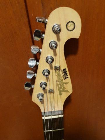 Guitarra Tagima T736 S e cubo Giannini - Foto 3