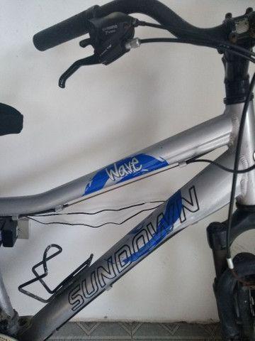 Bicicleta Sundown Wave  - Foto 2