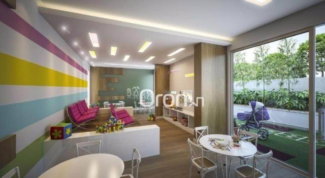 Apartamento com 3 dormitórios à venda, 80 m² por R$ 446.000,00 - Setor Bueno - Goiânia/GO - Foto 5