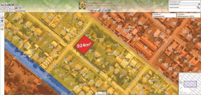 Terreno à venda em Uvaranas, Ponta grossa cod:4788-13 - Foto 5