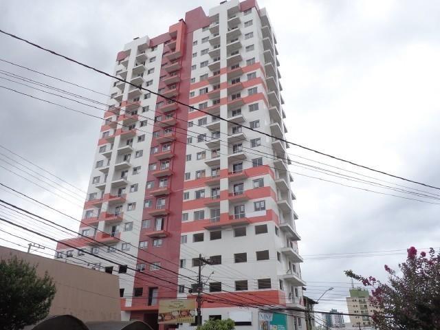 Apartamento para alugar com 1 dormitórios em Centro, Ponta grossa cod:01990.006