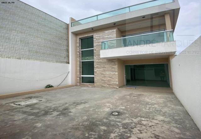 Casa para Venda em Lauro de Freitas, Ipitanga, 3 dormitórios, 3 suítes, 4 banheiros, 1 vag