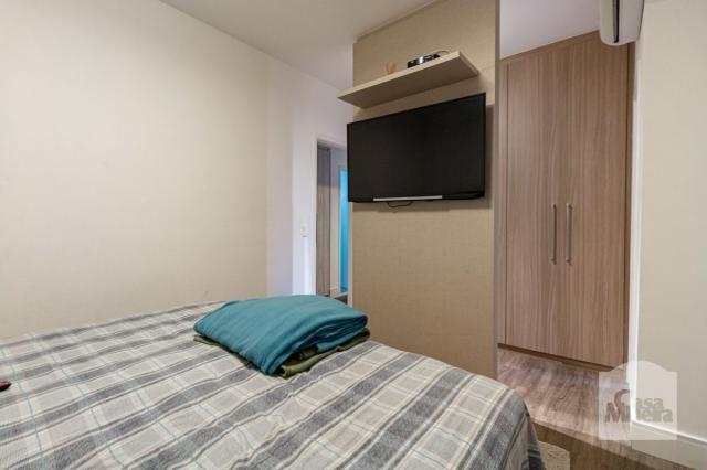 Apartamento à venda com 4 dormitórios em Paquetá, Belo horizonte cod:272859 - Foto 6