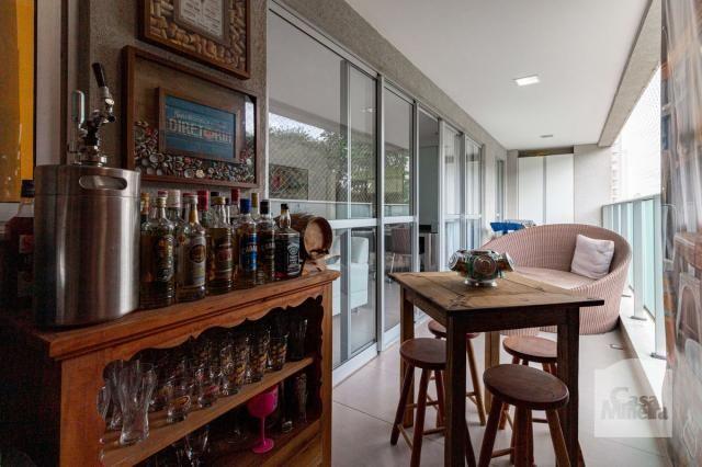 Apartamento à venda com 4 dormitórios em Paquetá, Belo horizonte cod:272859 - Foto 3