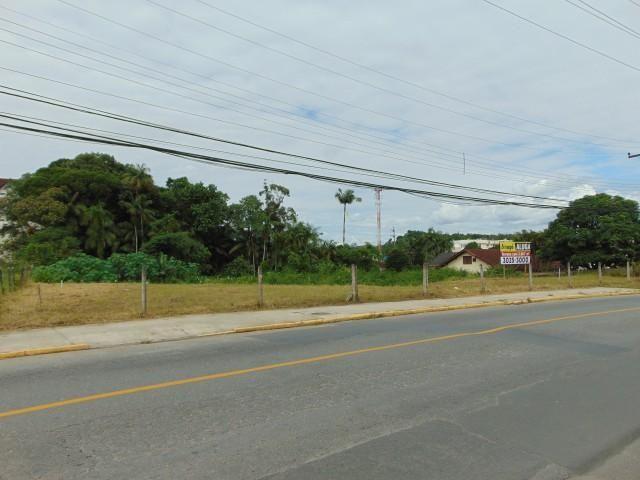 Terreno para alugar em Atiradores, Joinville cod:30040.012