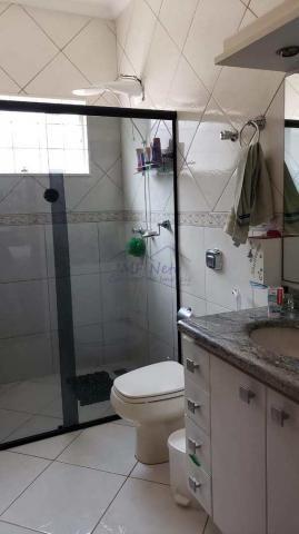 Casa à venda com 3 dormitórios em Vila brasil, Pirassununga cod:10131738 - Foto 7