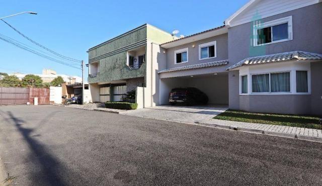 Casa com 3 dormitórios Cond. Fechado à venda, 180 m² - Fazendinha - Curitiba/PR - Foto 4