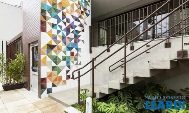 Apartamento à venda com 1 dormitórios em Pinheiros, São paulo cod:603776 - Foto 8