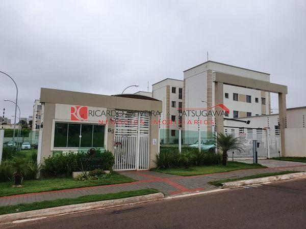 Apartamento com 2 quartos no Edifício Spazio Londres - Bairro Nova Olinda em Londrina - Foto 2